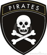 "Pirates - ""PM-3"""